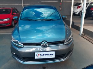 VOLKSWAGEN   FOX  1.6 MSI COMFORTLINE 8V FLEX 4P MANUAL 2017  /  2018  Cinza