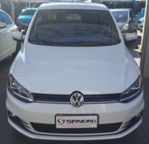 VOLKSWAGEN FOX - 2018/2019 1.6 MSI TOTAL FLEX CONNECT 4P MANUAL