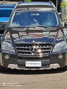 MERCEDES-BENZ ML 63 AMG - 2010/2011 6.2 V8 32V GASOLINA 4P AUTOMÁTICO