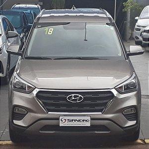 HYUNDAI CRETA - 2017/2018 2.0 16V FLEX PRESTIGE AUTOMÁTICO