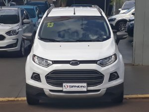 FORD ECOSPORT - 2012/2013 1.6 FREESTYLE 16V FLEX 4P MANUAL