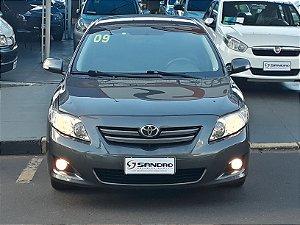 TOYOTA COROLLA - 2009/2009 1.8 XEI 16V FLEX 4P AUTOMÁTICO