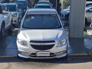 CHEVROLET   PRISMA  1.0 MPFI JOY 8V FLEX 4P MANUAL 2017  /  2017  Prata