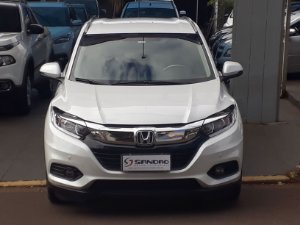 HONDA   HR-V  1.8 16V FLEX EXL 4P AUTOMÁTICO 2019  /  2020  Branco