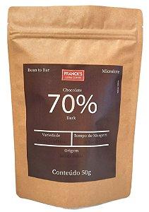 Chocolate Artesanal 70% Dark - Bean to Bar