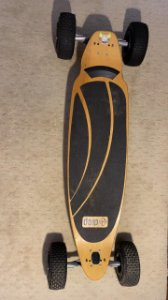 Skate Carveboard da DropBoards