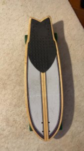 Mini Longboard Globe Abec11