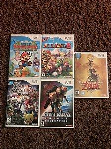 Jogos de Wii Nostalgia