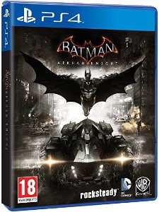 Batman Arkham Knight - PS4
