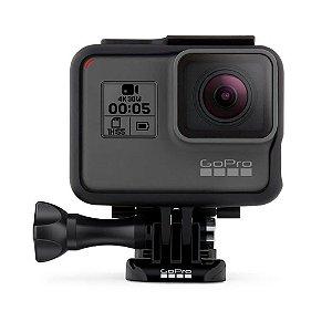 Câmera GoPro Hero 6 Silver Prova d'água