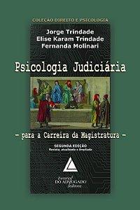 Psicologia Judiciária - Para carreira da Magistratura