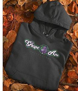 Moletom Grape Ape Hempstee Cinza