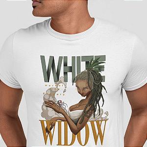 White Widow Hempstee Branco