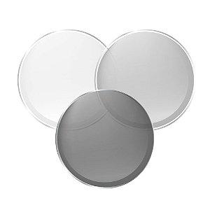 Lente Resina 1.56 com Antirreflexo e Tratamento fotossensível Convert