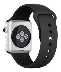 Pulseira emborrachada Apple Watch 42/44 mm