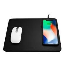 Mouse Pad E2U 2 IN 1 Wireless Fast Charge 10W