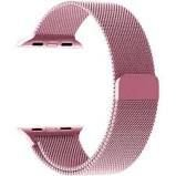 Pulseira Magnetica Apple Watch 42/44mm Rose