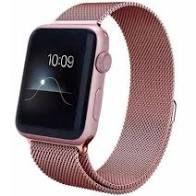 Pulseira Magnetica Apple Watch 38mm Rose