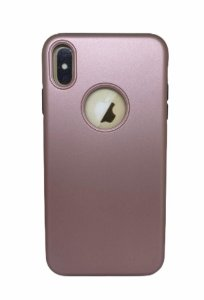 Case Ikase Dual Armour IP XS Max Rose Gold