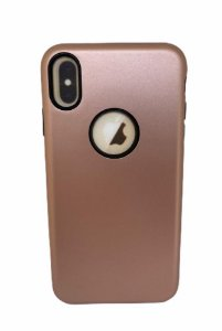 Case Icool Dual Armour IP XS Max Rose