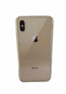 Case Icool Krystal IP XS Max Transparente