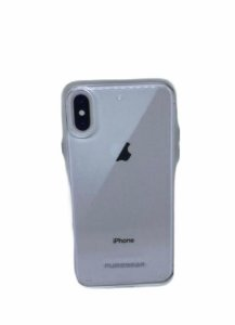 Case Slim Shell IP XS / X Transparente