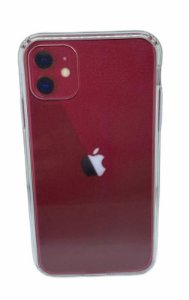 Case Icool Krystal IP 11 Transparente