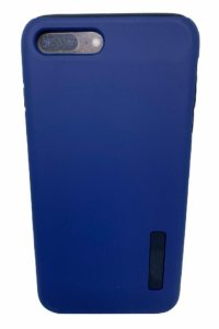 Case EA Anti Impacto IP 7 / 8 Plus Azul Marinho