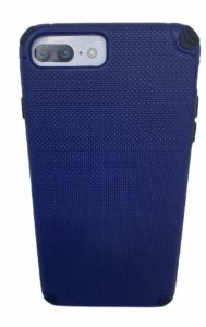 Case Hardbox IP 6 / 7 / 8 Plus Max Protect Blue