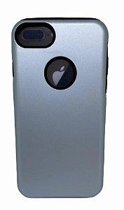 Case Hardbox IP 6 / 7 / 8 Classica Silver