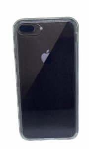 Case Icool Krystal IP 7 / 8 Transparente