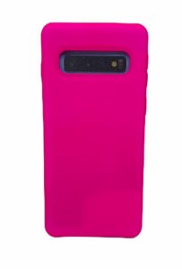 Case Silicone Sam S10 Pink