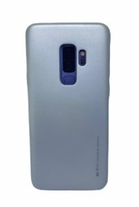 Case Jelly Metalizada Sam S9 Plus Gray