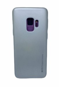 Case Jelly Metalizada Sam S9 Gray