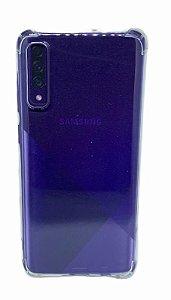 Case Tpu Reforçado Sam A30S/A50S/A50 Transparente