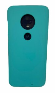 Case Silicone Moto G7 Colors