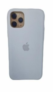 Case Silicone IP 11 Pro Branca