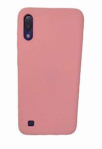 Case Silicone Sam A10 / M10 Rosa