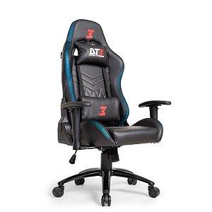 Cadeira Gamer Estelar Pixel RGB INFANTIL - DT3