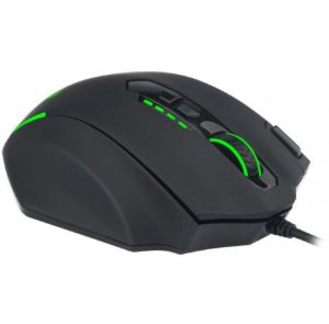 Mouse Gamer T-Dagger Major RGB 8000 DPI, Black