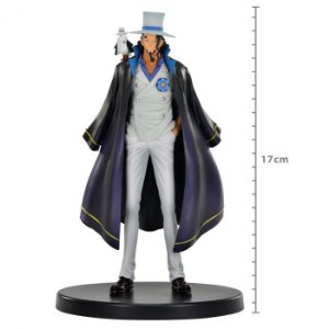 FIGURE ONE PIECE STAMPEDE MOVIE DXF - THE GRANDLINE MEN VOL 3 ROB LUCCI (B:TBA) TBA REF: 29566/29567