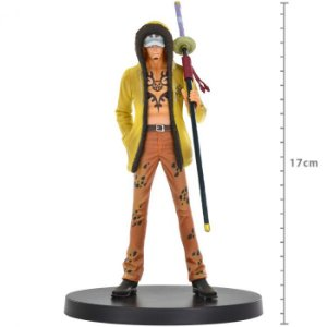 FIGURE ONE PIECE STAMPEDE MOVIE DXF THE GRANDLINE MEN VOL5 TRAFALGAR LAW REF: 29797/29798