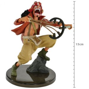 FIGURE ONE PIECE BANPRESTO WORLD FIGURE COLOSSEUM2 VOL7 - USOPP REF:29348/29349