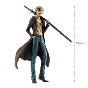FIGURE - ONE PIECE - TRAFALGAR LAW - MEMORY FIGURE REF.27177/27178