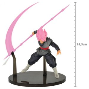 FIGURE DRAGON BALL Z -SUPER SAIYAN ROSE GOKU BLACK COLOSSEUM2 VOL9 REF:25203/25204