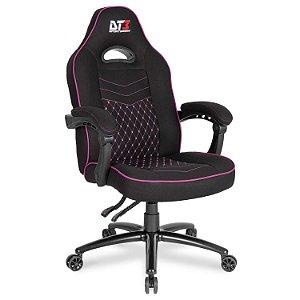 Cadeira Gamer DT3sports GTZ Tecido Pink