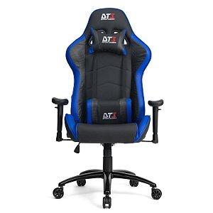 cadeira gamer dt3 jaguar azul