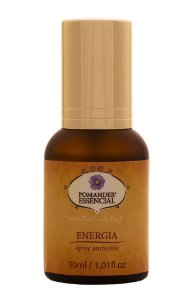 Pomander Essencial Energia Spray 30 ml