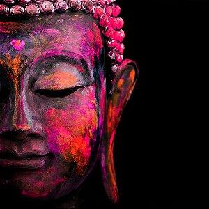 Quadro Decorativo Buda Colors