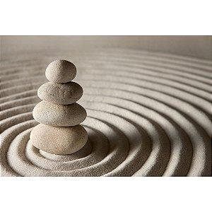 Quadro Decorativo Equilíbrio Zen
